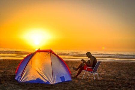 La France, l'autre pays du camping !