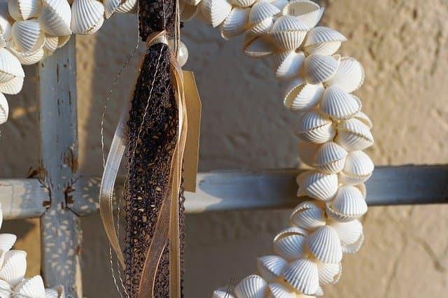 Déco seventies, les coquillages de Vallauris